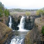 The falls in November.