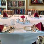 Buckhorn Inn_table