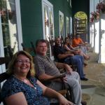 Buckhorn Inn_porch