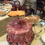 Proscuitto Tower