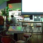 Vista de una nuestras pantallas gigantes!