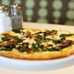 Brizza = Breakfast pizza