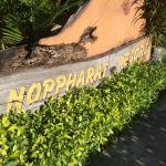 Foto de Noppharat Resort