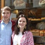 Visit of Poilane bakery during the Gourmet Tour