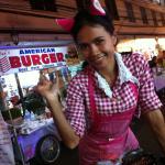 PaulyBee's American Burger - The Best Burgers in Bangkok!