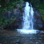 Tranquile cascade