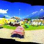 Balmers Tent Village Foto