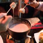 Androuet fondue (Comté 12 months & Emmental grand cru)