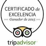 Certificado de Excelencia 2015