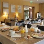 Le petit déjeuner - Hôtel Vaillant Sélestat
