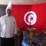 Le chef du restaurant