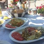 Lunch at Faragi