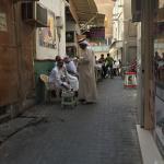 quartiere pakistano a fianco