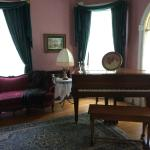 Front parlor/music room