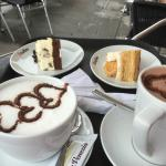 Coffee and Cake!!!!! Superb