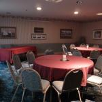 Roanoke Room Round tables