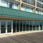 Atlantic Boardwalk Grille under the Sands hotel