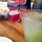 Agua Fresca and Jamaica Martini
