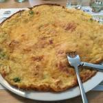 boerenpannekoek met kaas