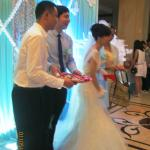 Wedding in the Hotel