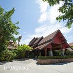 Entrance at the Bo Phut Resort & Spa