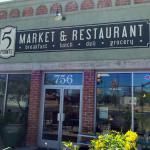 5 Points Market and Restaurant