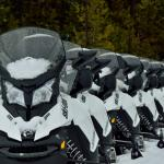 Ready for a Snowmobile tour?