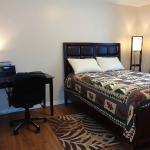 Bedroom in the Duplex
