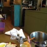 Food gone fast at the Boteco Lucio