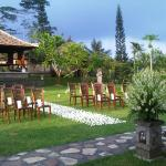 Bagus Jati Wedding Ceremony Area