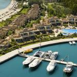 Sani Asterias Suites Aerial View