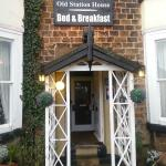 Bed and Breakfast in Lancaster Old Station House.