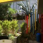 Aria - patio dedicato
