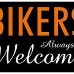 Bienvenue aux motards