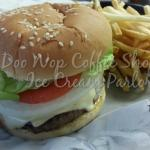 Plenty of Burger Creations to choose from