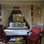 Cleopatra bedroom