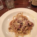 My tasty pasta with homemade sausage