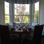 Redacorated Breakfast Room