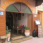 La facade du restaurant