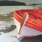 Tony Grove Painting: Photo by Karen Henrich