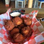 The Oyster House is open, & it is great!! The staff is friendly, & the food is delicious! Review