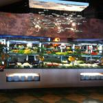 Wok of Fame Buffet Restaurant - Salad Bar