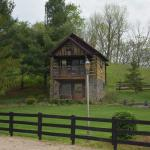 A Fort Lewis Lodge cabin