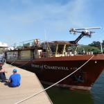 The Spirit of Chartwell on the Douro