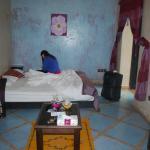 Chambre avec salon privé