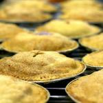 Hand made Apple Pies