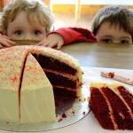 Stalking a Red Velvet Cake