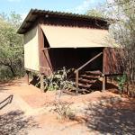 Foto de Mosetlha Bush Camp & Eco Lodge