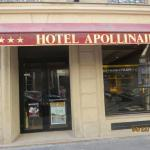 Hotel Apollinaire Foto