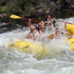 Do the rafting!
